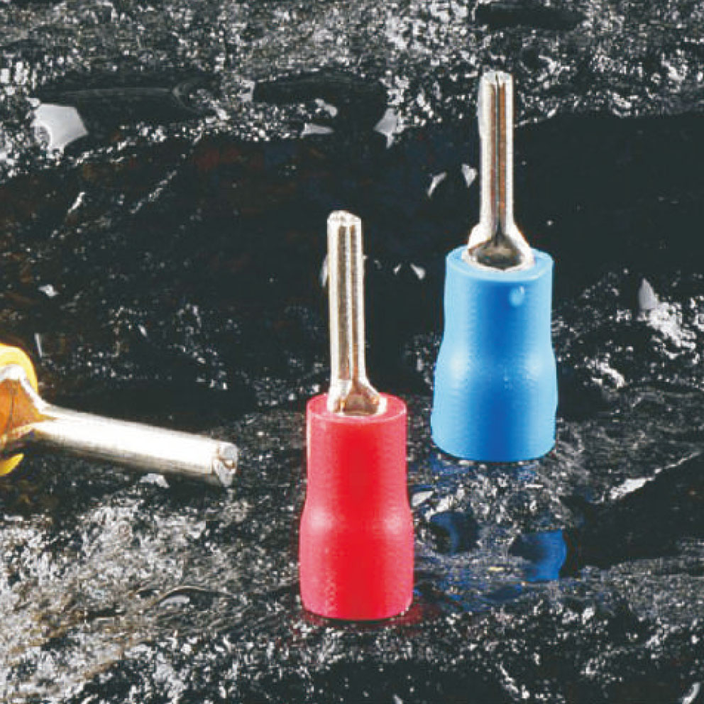 Insulated Pin Terminals