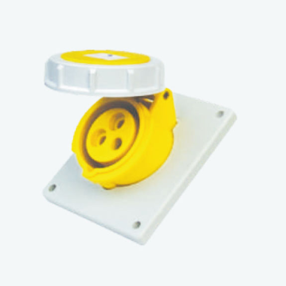 TH-4132-4、TH-4332-4 Slopping Panel Sockets